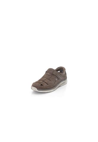 Sandale PEDRO nubuck gris...
