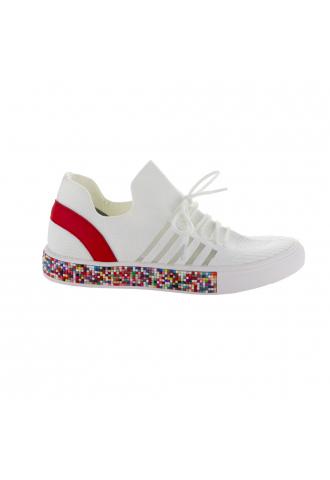 Sneaker chaussette BERNICE...