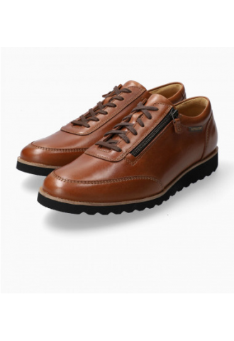 Valentino sneaker zip hazelnut